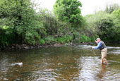 Patrick Trotter : Fishing Guide / Ghillie, County Fermanagh, Northern Ireland : APGAI Ireland