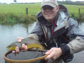 Eamonn Conway : Fishing Guide / Ghillie, Co Louth, Ireland : APGAI Ireland