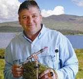 Lawrence Finney : APGAI Ireland Fly Dresser : Fly Tying Courses, Demonstrations and Instruction