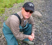 Ian Gamble : Single Handed Casting Instruction, Tuition : County L'Derry, Northern Ireland