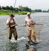 Gary Bell : Fishing Guide / Ghillie, Northern Ireland : APGAI Ireland