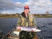 Jim Hoy : Fly Fishing Guide / Ghillie : APGAI Ireland