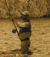 Kieran Conlon : Double Handed Fly Fishing Instruction, Tuition : APGAI Ireland