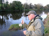 Pat Mulholland : Single and Double Handed Casting Instruction : Belfast, Northern Ireland